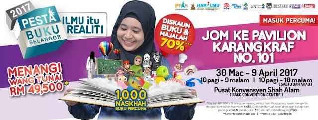 Pesta Buku Selangor