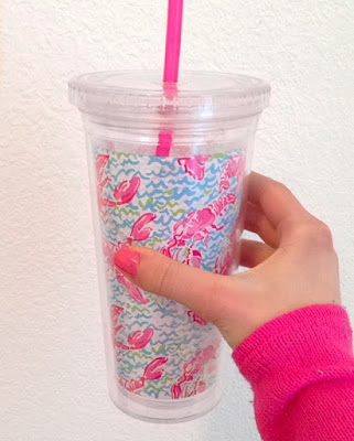 Lilly Pulitzer Tumbler | Live The Prep Life