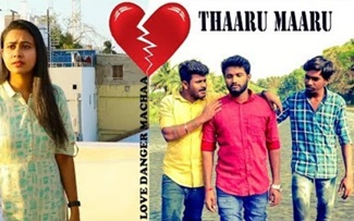 Thaaru Maaru – Tamil Album Song 2020 | By Sabareeshwaran