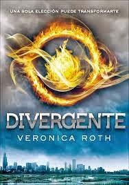 """""""Divergente"""" de Verónica Roth"""