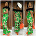 Latest And Trendy Ankara Style For Beautiful Ladies