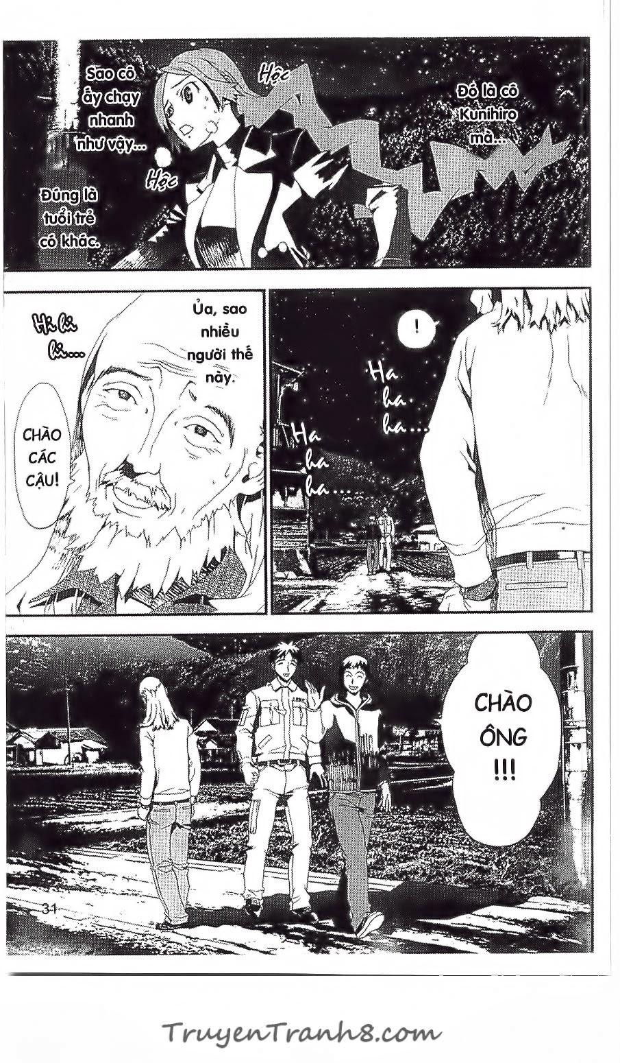 Shiki chapter 27 trang 31