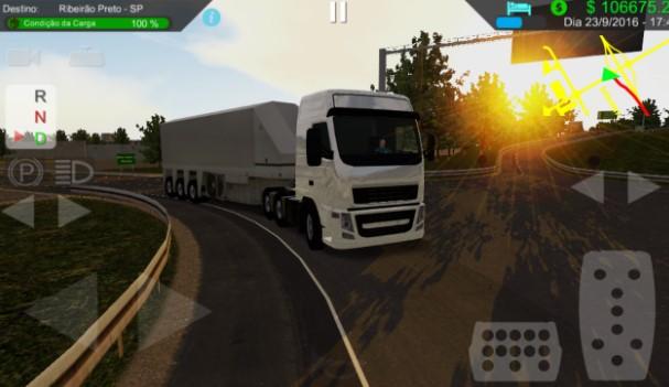 Truck Simulator USA Mod v1.2.0 Apk