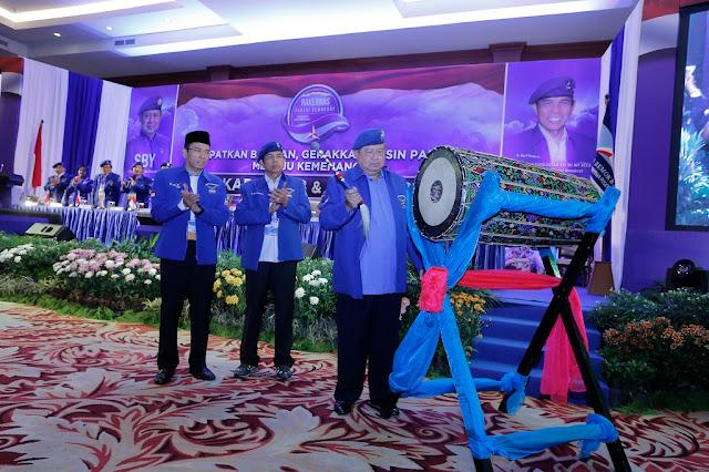 SBY : Demokrat Dukung KPK Berantas Korupsi