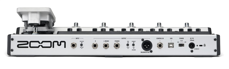 kurnia musik semarang zoom g5 guitar effects amp simulator pedal. Black Bedroom Furniture Sets. Home Design Ideas