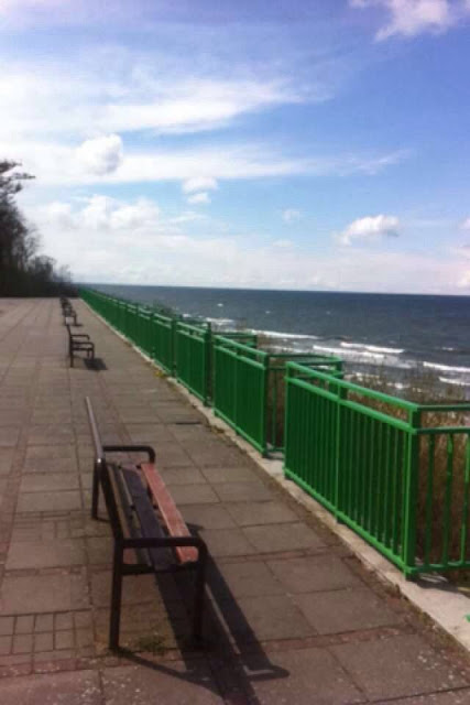 polskie morze