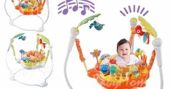 10baaec4c9e0 สินค้ารีวิว  แนะนำซื้อ BabyMom Neolife - Jumper Jungle Jumbo จัม ...
