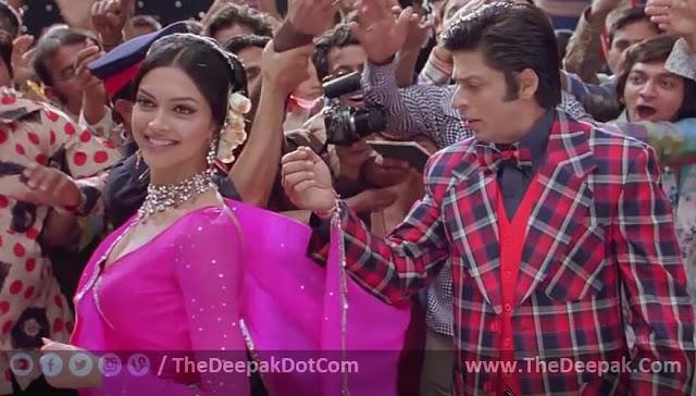 Aankhon Mein Teri OSM Deepika Shahrukh SRK