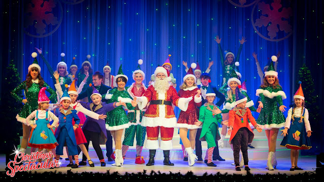 Glad Rag Productions Christmas Spectacular