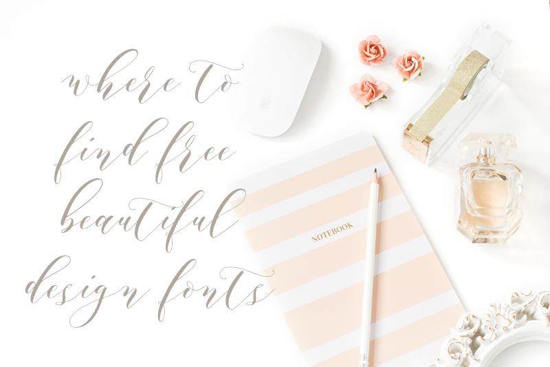 free design fonts