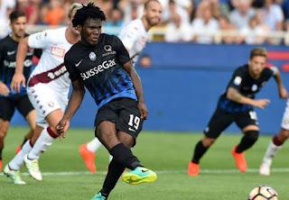 Calciomercato Juventus incontro con l'Atalanta serie A Kessie video