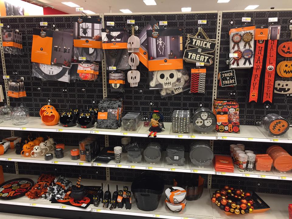Amazing Ok, So A Good Warmup. The Annual Offerings Of Home And Party Goods. For  Some, Halloween Is All About The Party, And Target Is Hooking You Up With  The ...