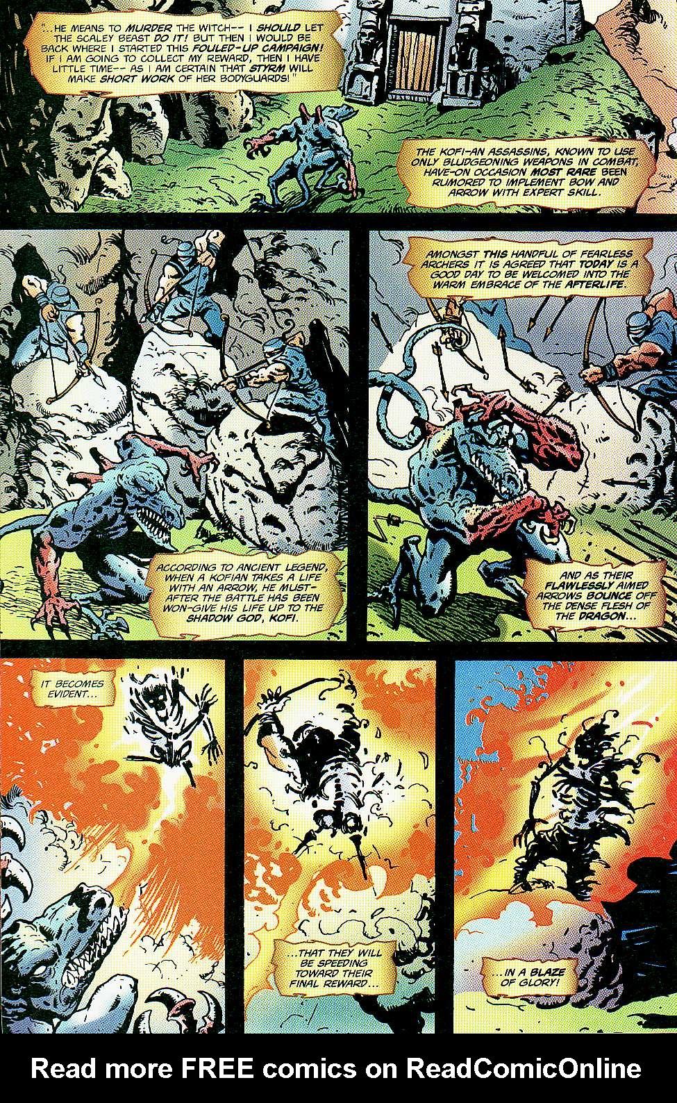 Read online Conan: Return of Styrm comic -  Issue #3 - 18