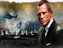 Hantu Baca Film Agen Rahasia Terbaik Paling Keren Skyfall (2012)