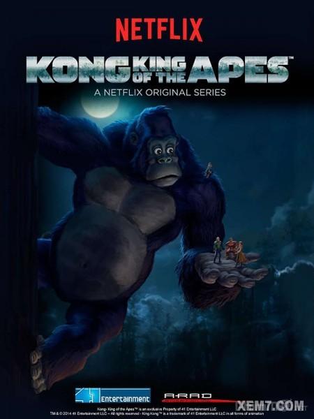 Kong: Vua Khỉ Tái Xuất