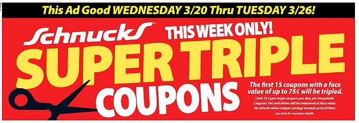 Week 47 coupon result