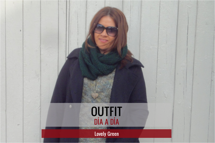 Outfit: Lovely Green