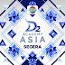 Artis Malaysia Berentap Di D'Academy Asia 2