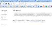 Apri Chrome e Firefox super veloce senza estensioni e plugin esterni