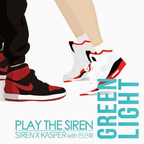 [Single] Play The Siren, Jeon Gun Hwa – Green Light