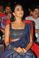 Pooja Hegde choli saree at DJ Duvvada Jaggannadham music launch ~  Exclusive 99.jpg