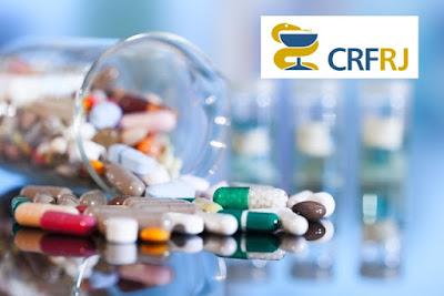 Concurso CRF/RJ - Conselho Regional de Farmácia RJ