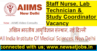 aiims-delhi-staff-recruitment