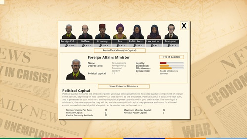 Democracy 3: Africa v2.2.0.3 (GOG) - PC (Download Completo em Torrent)