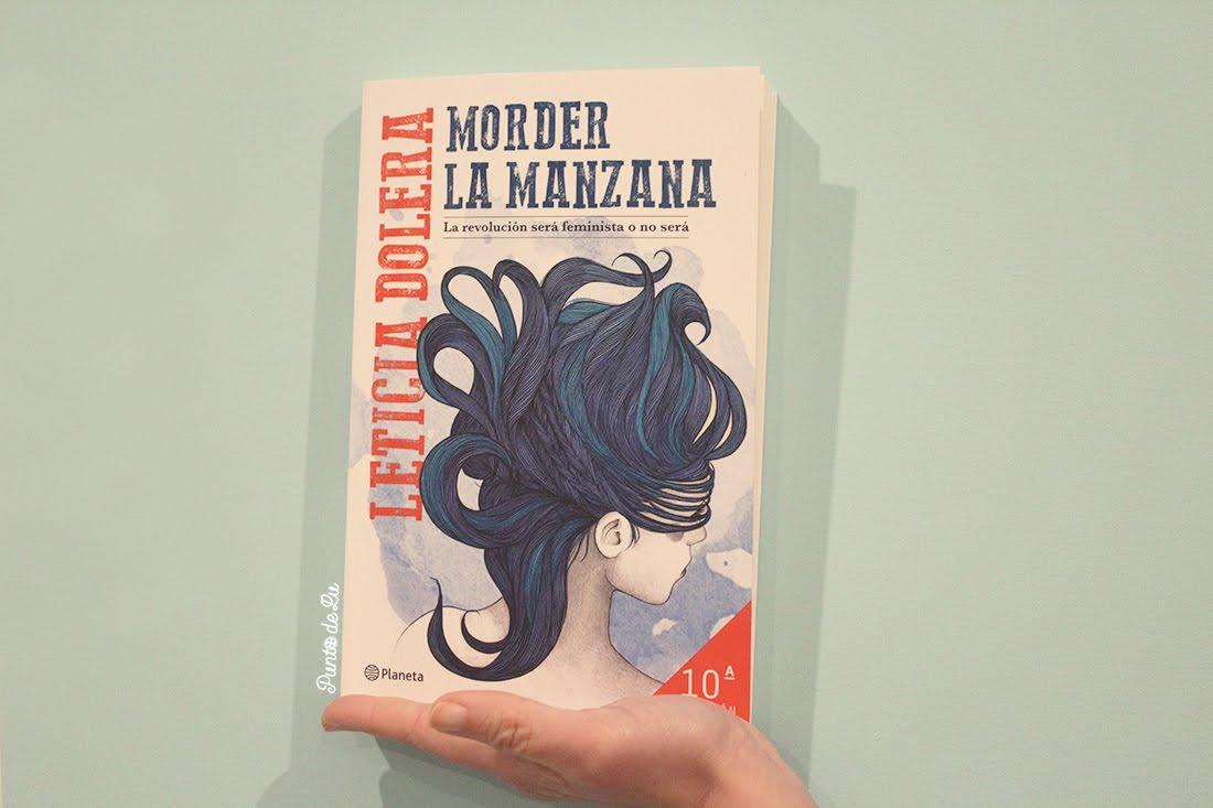 Morder la manzana Leticia Dolera Punto de Lu