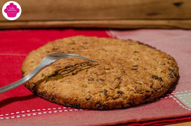 Cookie géant - recette américaine