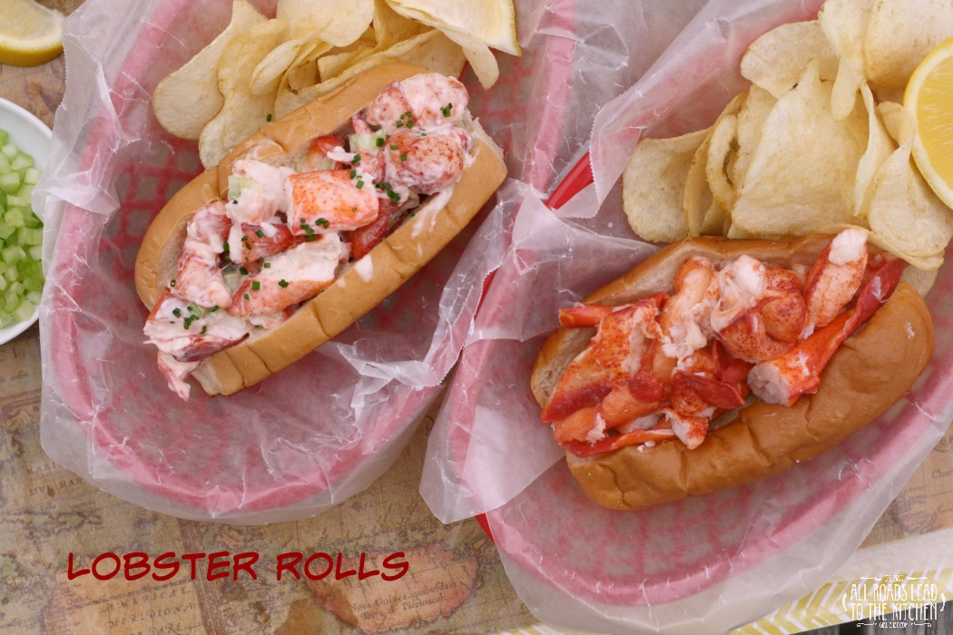 The Best Lobster Rolls