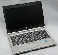 Jual Laptop Core i7 bekas HP Elitebook 2560P