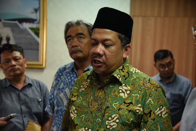 "Fahri Sebut Jokowi Sedang Kalap, ""Apa pun Dijanjiin"""