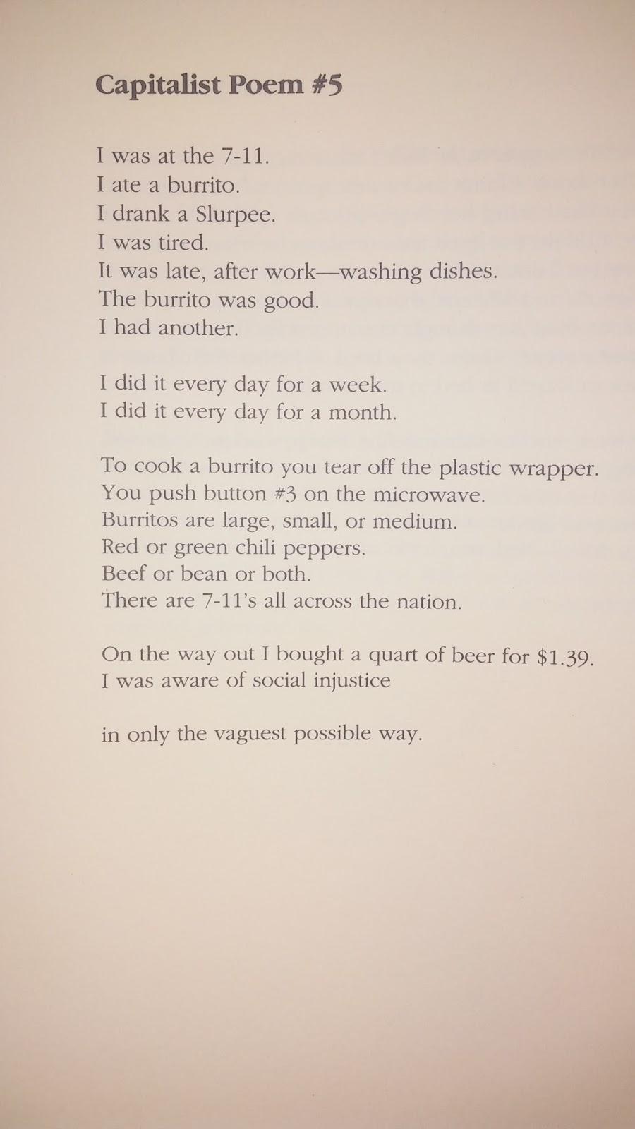 green chile poem analysis