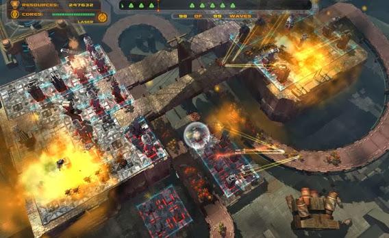 Defense Grid: The Awakening ScreenShot 03