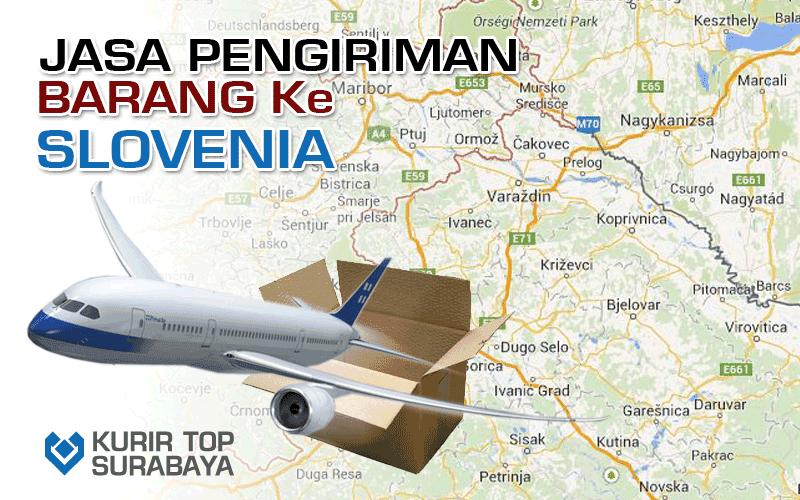 JASA PENGIRIMAN LUAR NEGERI | KE SLOVENIA