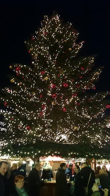 weihnachtsmarkt, weekreview, christmastree, lübeck, josie´s little wonderland, blog, christmas