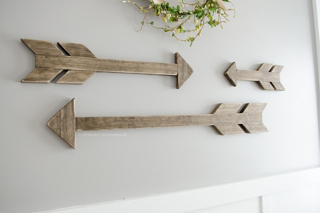 How to Make DIY Wooden Arrows