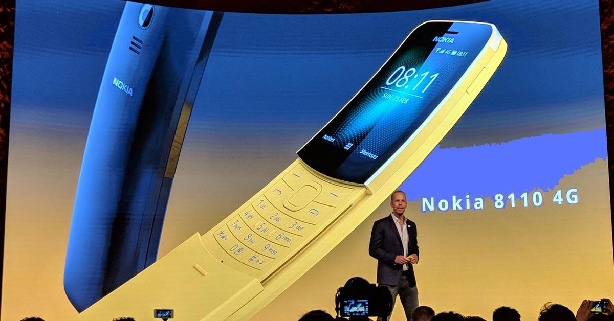 Nokia 8110 por 79 euros en España. Características.