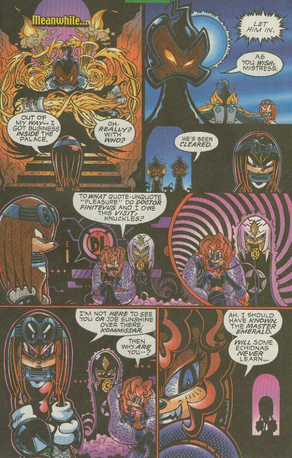 Read online Sonic The Hedgehog comic -  Issue #140 - 6