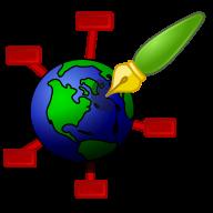 Zim-Wiki logo