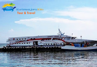 kapal express bahari 9c karimunjawa