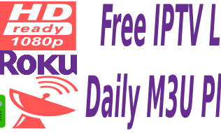 (NEW) FREE 22 IPTV List Premium World+Sport HD/SD Channels M3U & M3U8 Playlist 19-10-2018