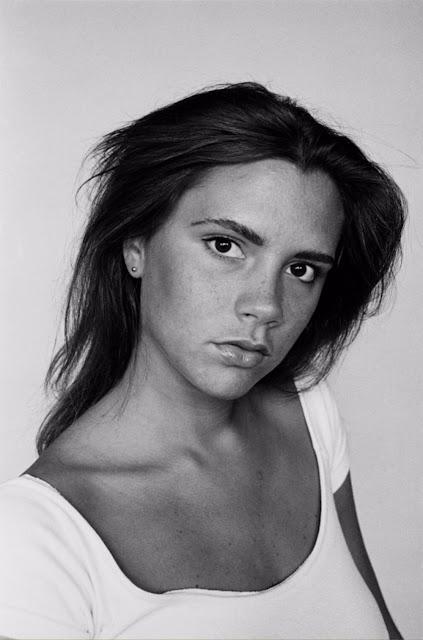 Rare Photographs of Victoria Beckham From a 1992 ...