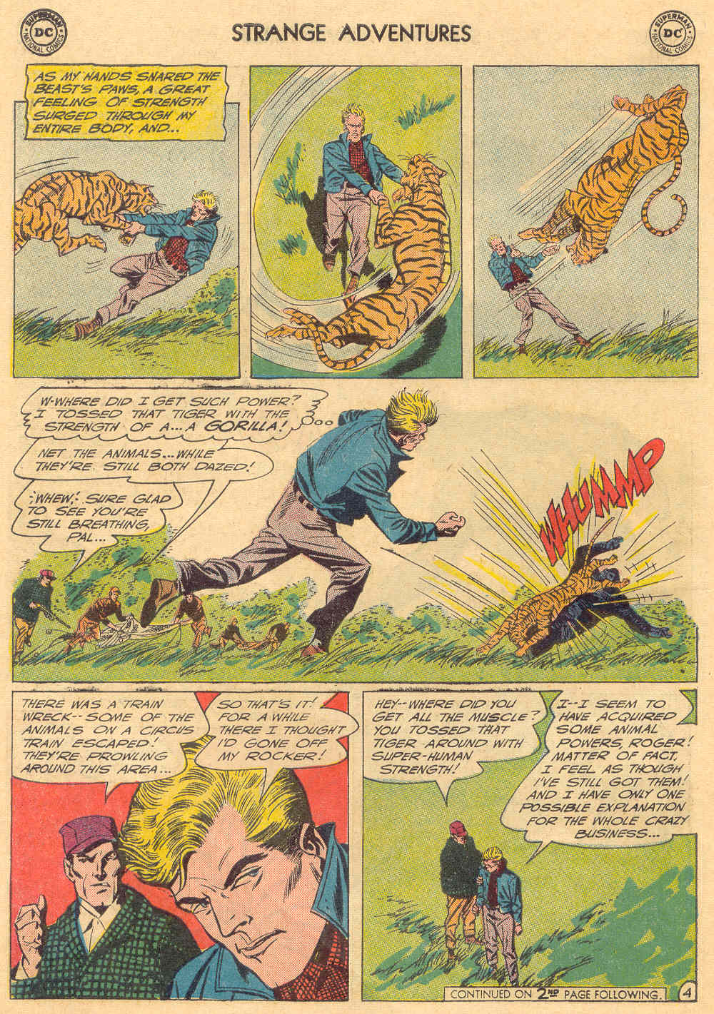 Strange Adventures (1950) issue 180 - Page 6