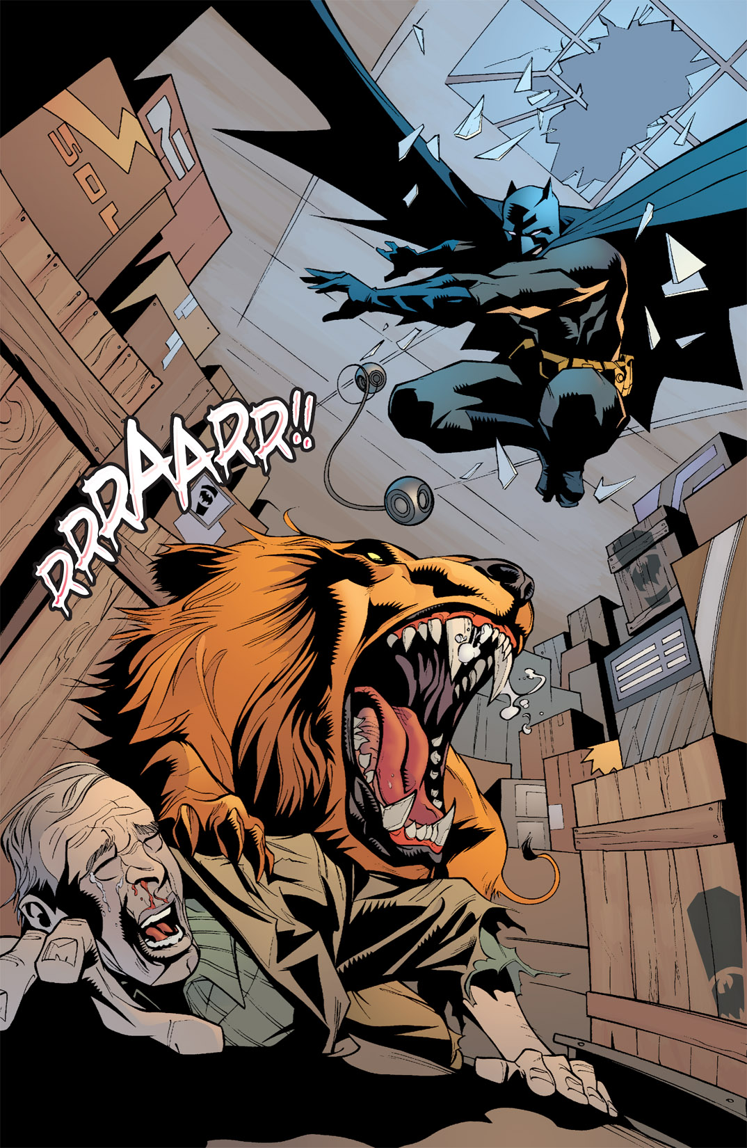 Detective Comics (1937) 846 Page 17