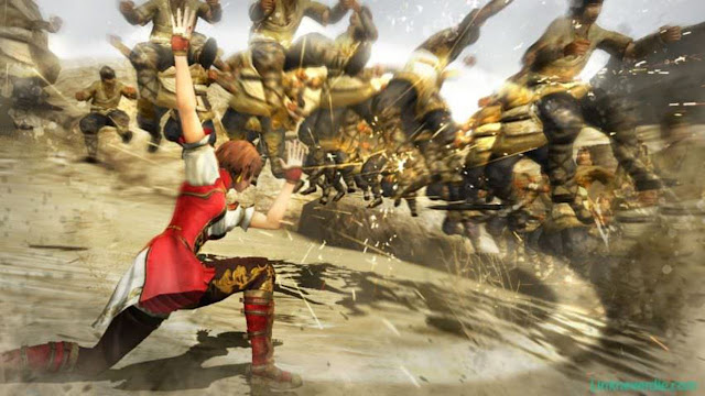 Dynasty Warriors 8 Xtreme Legends Full DLC