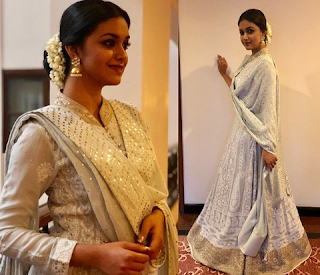 Keerthy Suresh at Techofes Awards 2018