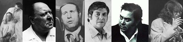 JUANICHI EL MANIJERO, TÍO BORRICO, EL SERNITA DE JEREZ, TEREMOTO DE JEREZ, EL SORDERA DE JEREZ, JOSÉ MERCÉ. LA HERENCIA DE LUIS EL ZAMBO, CANTE GITANO, CANTE JONDO, CANTE FLAMENCO
