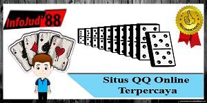 Situs QQ Online Terpercaya